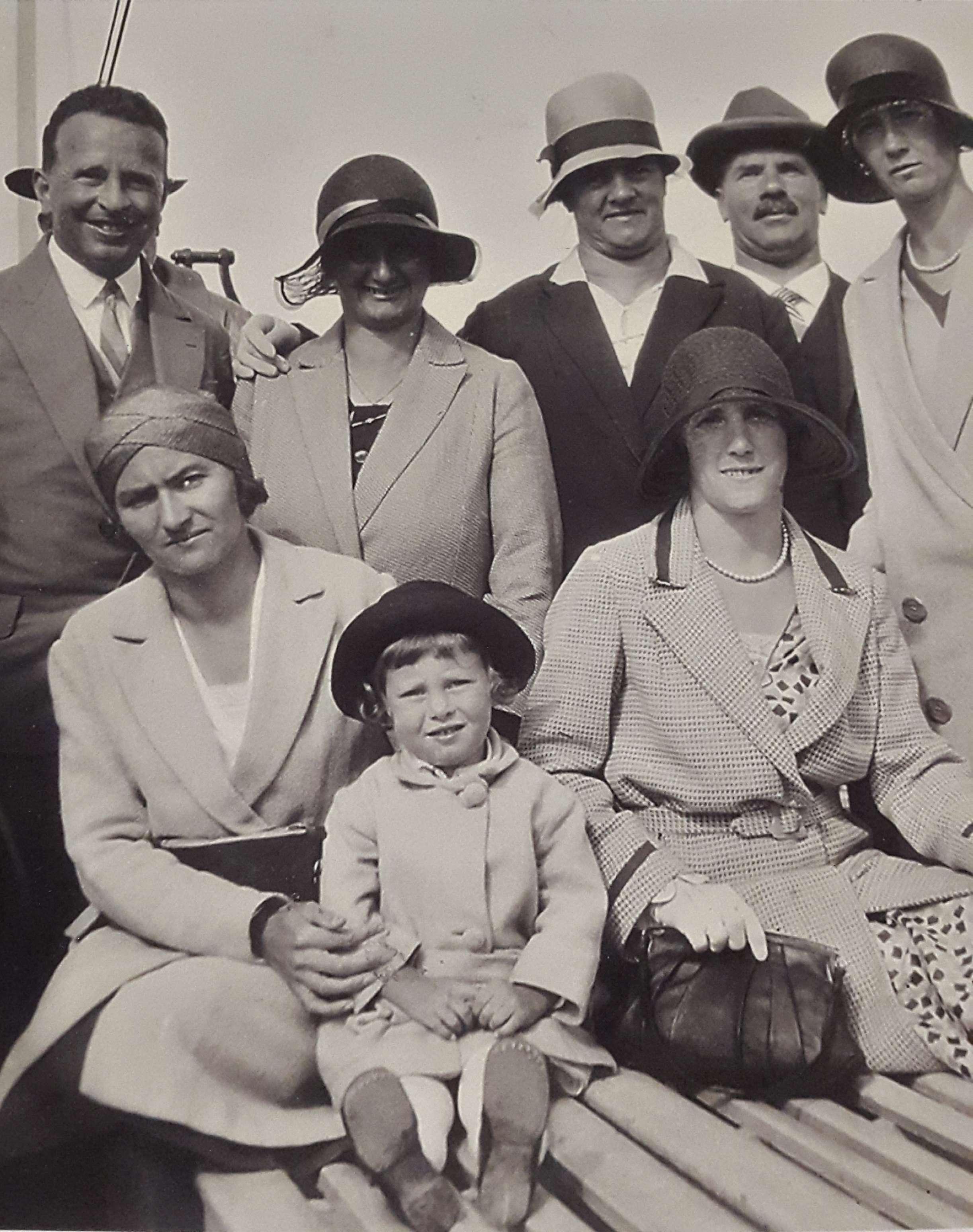 be spunky - Auswandern nach Südafrika 1923