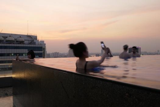 Be spunky - Amara Hotel Bangkok